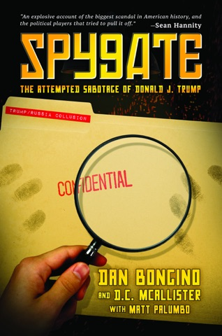 Spygate: The Attempted Sabotage of Donald J. Trump PDF Download