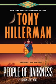 People of Darkness - Tony Hillerman by  Tony Hillerman PDF Download