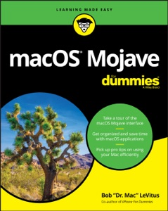 macOS Mojave For Dummies da Bob LeVitus