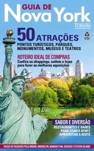 Guia de Lazer e Turismo 05 – Guia de Nova York Book Cover