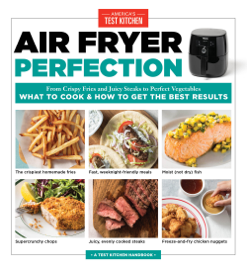 Air Fryer Perfection book