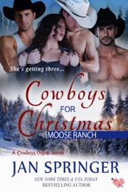 Cowboys for Christmas book