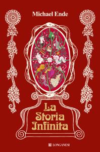 La storia infinita Libro Cover