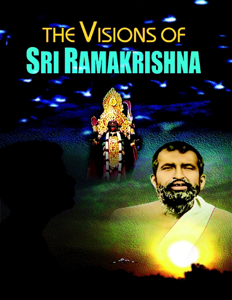 The Visions of Sri Ramakrishna Copertina del libro