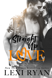 Straight Up Love book