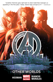 New Avengers Vol. 3