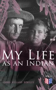 My Life as an Indian La couverture du livre martien