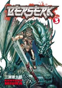Berserk Volume 3 Book Cover
