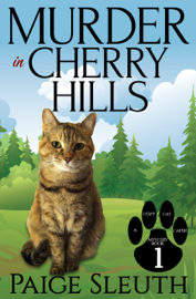 Murder in Cherry Hills book