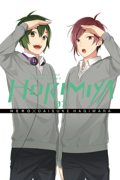 Horimiya, Vol. 7