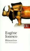 Rhinocéros Book Cover