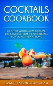 Cocktails Cookbook Libro Cover