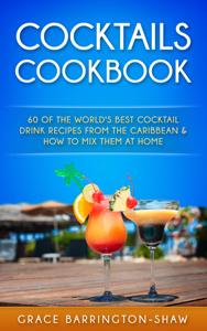 Cocktails Cookbook Copertina del libro