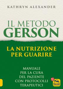 Il Metodo Gerson Libro Cover