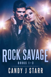 ROCK SAVAGE - BOOKS 1-3