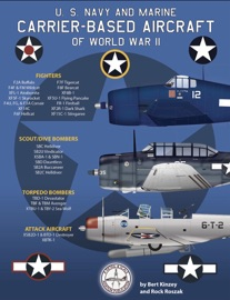 U S Navy Carrier Based Aircraft Of World War Ii