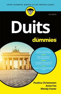 Duits voor Dummies Boekomslag