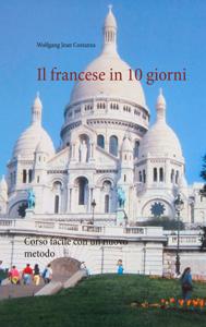 Il francese in 10 giorni Libro Cover