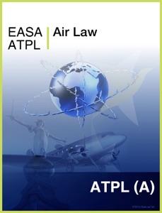 EASA ATPL Air Law Book Cover