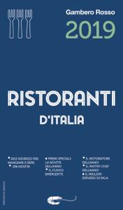 Ristoranti d'Italia 2019 Libro Cover