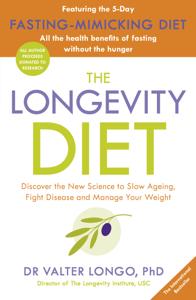 The Longevity Diet Boekomslag