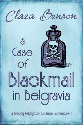A Case of Blackmail in Belgravia image