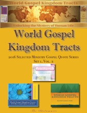 World Gospel Kingdom Tracts, Vol. 2