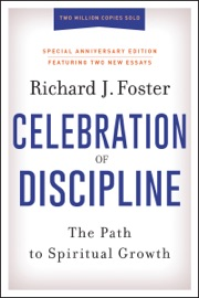Celebration Of Discipline Special Anniversary Edition
