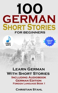 100 German Short Stories For Beginners Book Cover