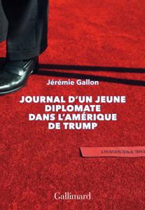 Journal d'un jeune diplomate dans l'Amérique de Trump La couverture du livre martien