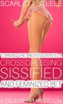 Turning The Professor Into A Crossdressing Sissified And Feminized Pet - A Tale Of Feminization