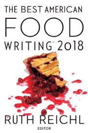The Best American Food Writing 2018 PDF Download
