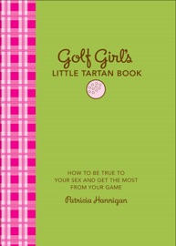 GOLF GIRLS LITTLE TARTAN BOOK