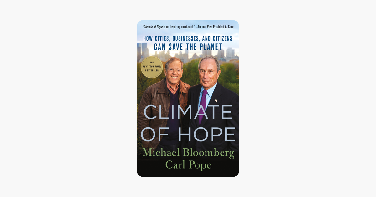 Climate of Hope - Michael Bloomberg & Carl Pope