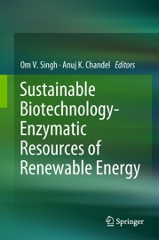 Sustainable Biotechnology Enzymatic Resources Of Renewable Energy