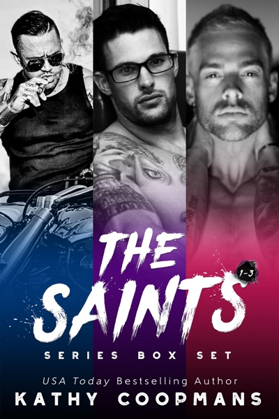 The Saints Series Box set - Kathy Coopmans book cover