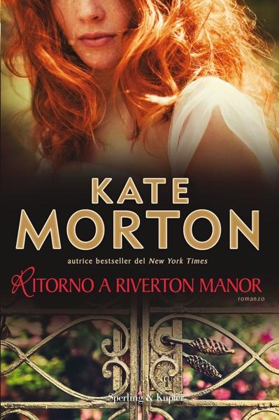 Ritorno a Riverton Manor - Kate Morton book cover