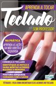 Aprenda a Tocar Teclado Sem Professor Book Cover