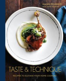Taste & Technique book