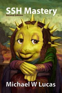 SSH Mastery La couverture du livre martien