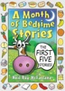 A Month of Bedtime Stories: The First Five Stories