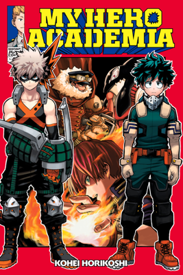 My Hero Academia, Vol. 13 - Kohei Horikoshi book