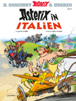 Jean-Yves Ferri & Didier Conrad - Asterix 37 artwork