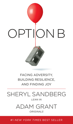 Option B - Sheryl Sandberg & Adam Grant book