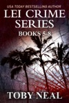 Lei Crime Series Box Set Books 5-8
