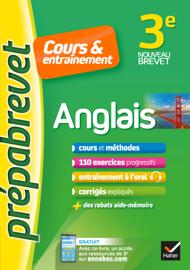 Anglais 3e (A2-B1) - Prépabrevet Cours & entraînement