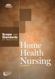 Home Health Nursing book
