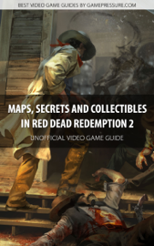 Maps, Secrets and Collectibles in Red Dead Redemption 2 book
