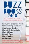 Buzz Books 2018 Young Adult SpringSummer