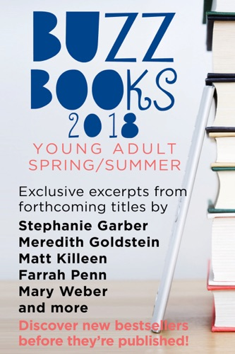 Publishers Lunch - Buzz Books 2018: Young Adult Spring/Summer